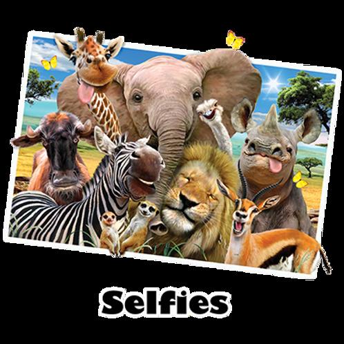 Zoo Selfie Transfer