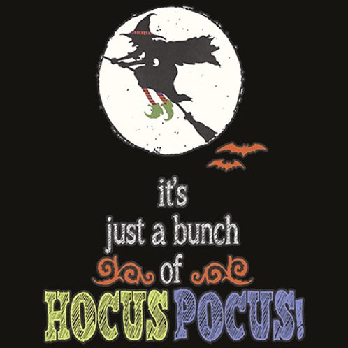 It's just a bunch of Hocus Pocus! Transfer