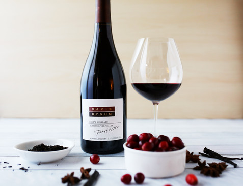 Custom photography for social media agency Little Arrows and their wine client.