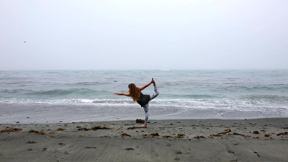Yoga Cinemagraph