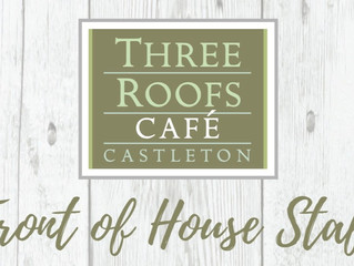Barista / Front of House Vacancy