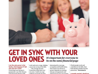 Get in Sync with Your Loved Ones