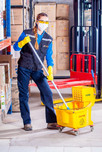 Why you engage a professional office agency services and not hire your own cleaners.