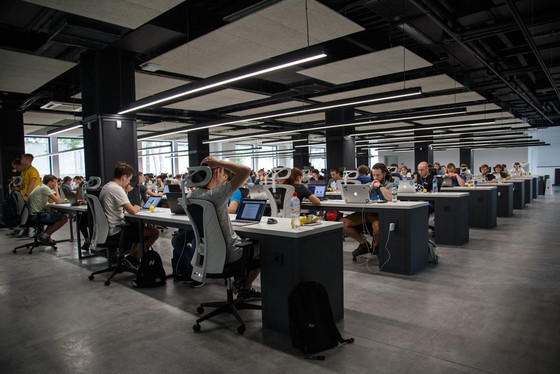 The value of a clean workplace