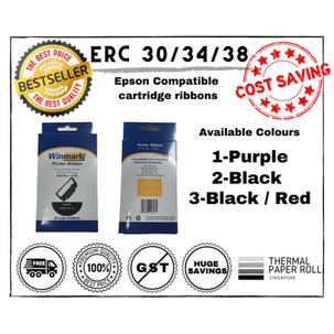 ERC-30/34/38 Cartridge Ribbon