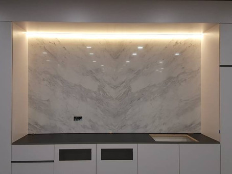 Marble Feature Wall – Must have for all homes!