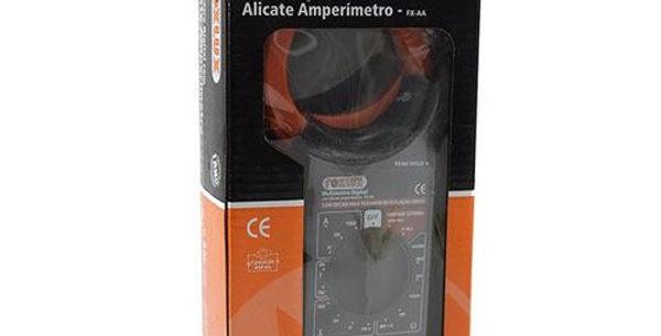 FOXLUX - ALICATE AMPERIMETRO DIGITAL