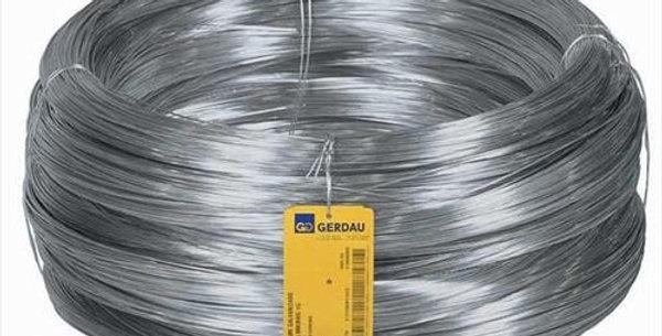 GERDAU - ARAME GALV 18X1KG (1,24MMX111M)