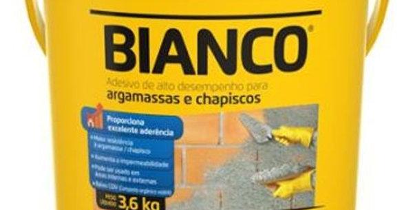 BIANCO VEDACIT ADESIVO DE ALTO DESEMPENHO P/ ARGAMASSA E CHAPISCO 3,6KG