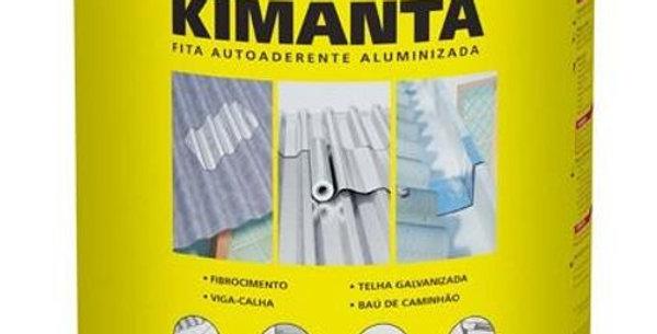 KIMANTA - FITA ADESIVA REPARO ALUM 0,30X10M