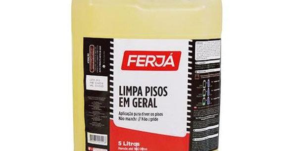 FERJA - LIMPADOR PISO GERAL 5LT