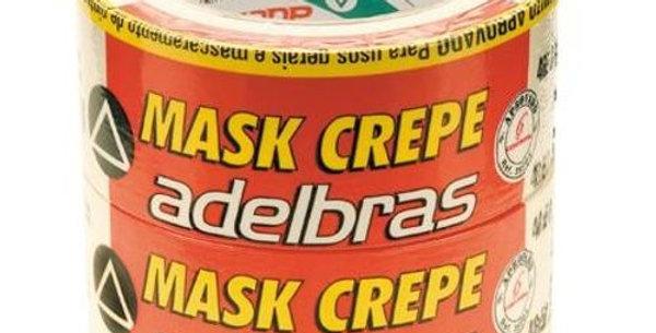 FITA CREPE 18MMX50M ADELBRAS
