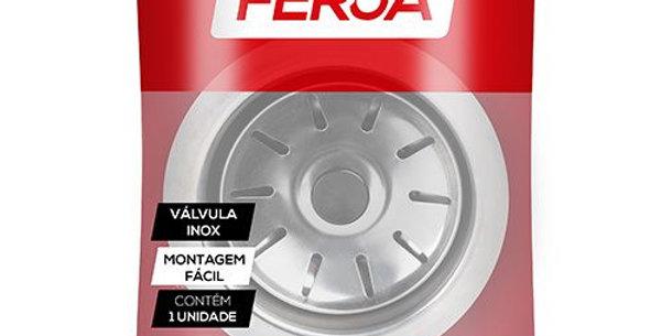 FERJA - VALV AMERICANA INOX/PVC 41/2