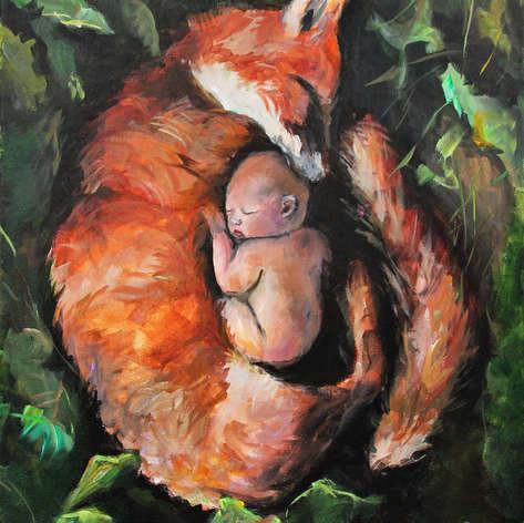 A Nurturing Embrace