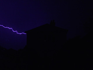 Thunder in Hampshire Last Night! Click the link in the description to see the video!
