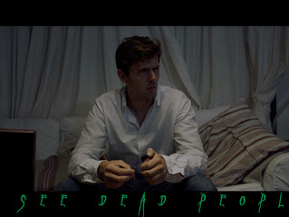 """Edit is locked for my short horror, comedy """"I See Dead People""""."""
