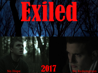 Final Poster for Exiled