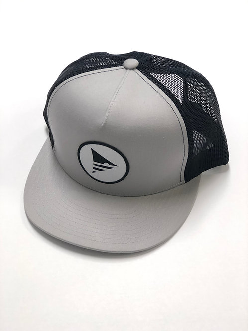 TwinTails Mirrored Logo Snapback