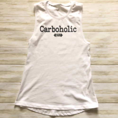 Carboholic Women's Muscle Tank