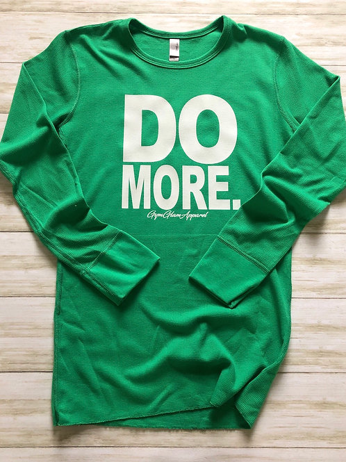 DO MORE Unisex Thermal