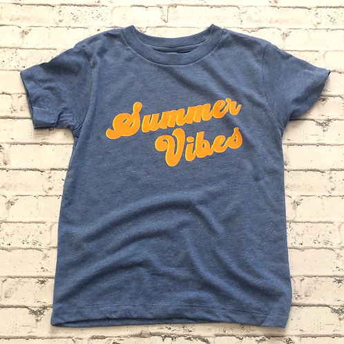 Summer Vibes Toddler Tee