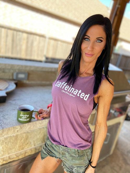 Caffeinated  Muscle Tank