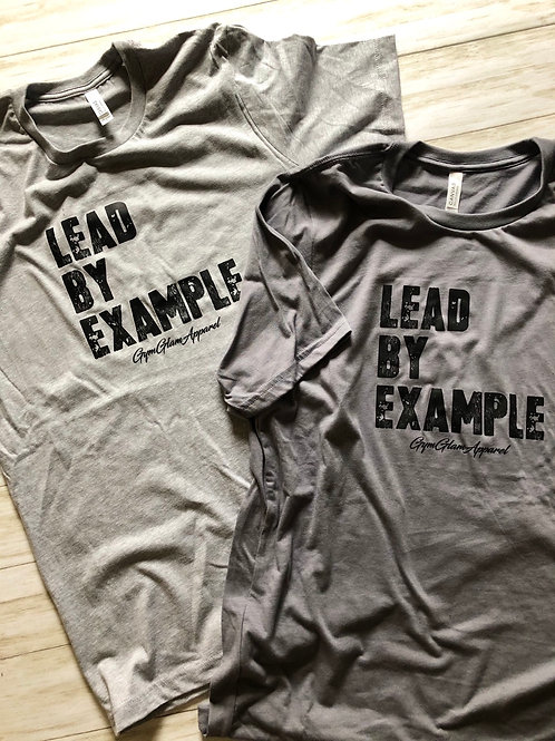 Lead By Example Men's Tee