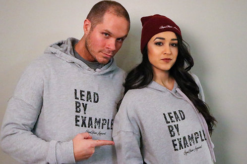 Lead By Example Fleece Hoodie