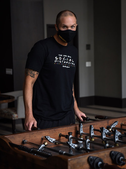 The One With Social Distancing Men's Tee