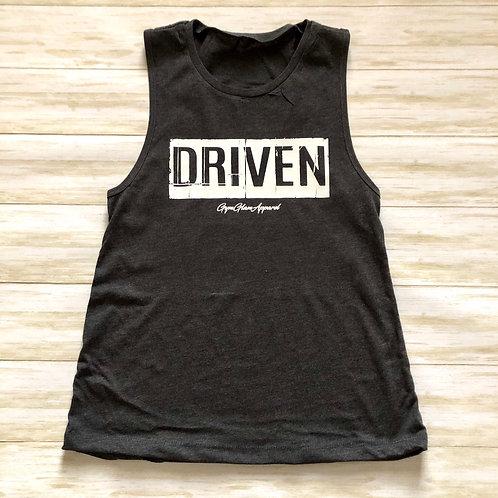 DRIVEN Women's Muscle Tank