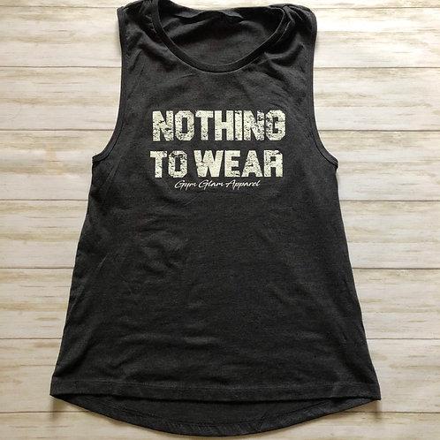 NOTHING TO WEAR Women's Muscle Tank