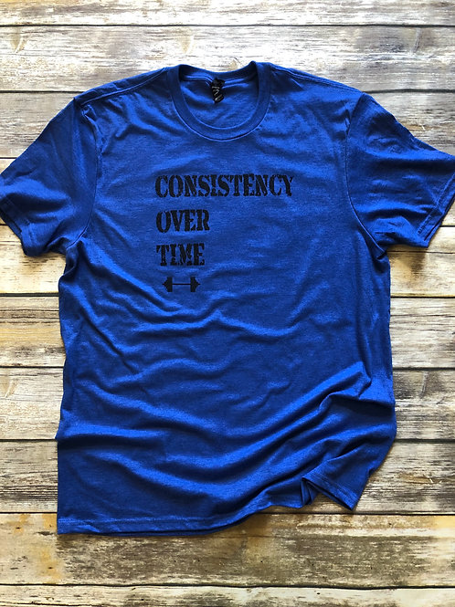 Consistency Over Time Men's Premium Tee
