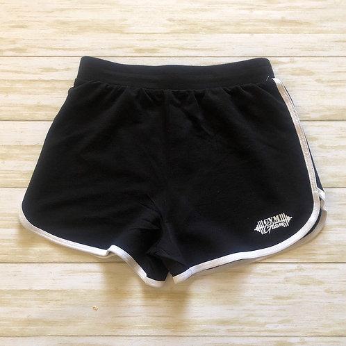 Black Lounge Shorts