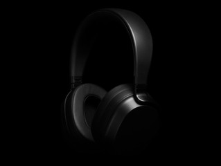 DROP...drops the teaser for the Bluetooth Headphones designed by Deep Blue
