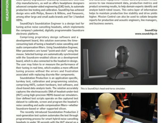 Soundchip HATS unit review in the AudioXpress magazine.