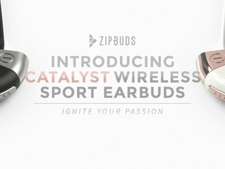 Deep Blue creates Catalyst for Zipbuds