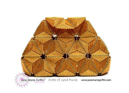 Cloth of Gold Purse