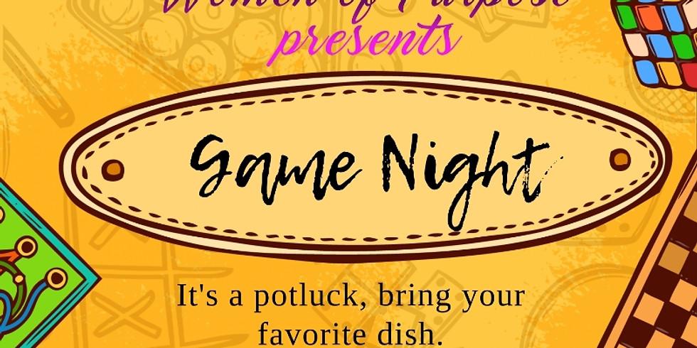 Game Night-Postposed