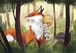Wild friend