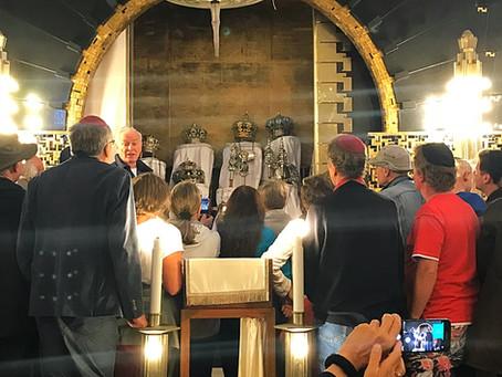 Grote belangstelling voor bezoek RAS synagoge bij Open Monumentendag