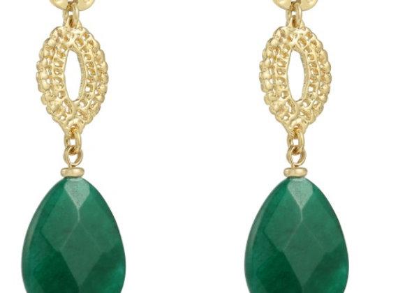 Natural stones earrings