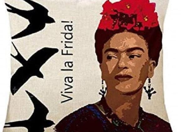 Frida Kahlo pillow - Viva la Frida!