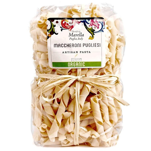 Maccheroni Pugliesi Pasta Organic