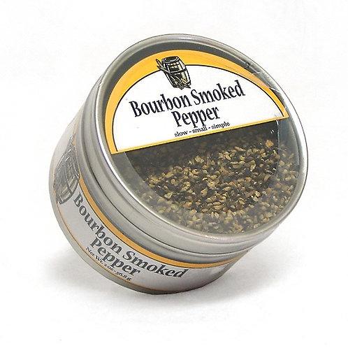 Bourbon Smoked Pepper