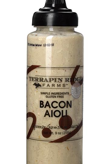 Bacon Aioli Squeeze