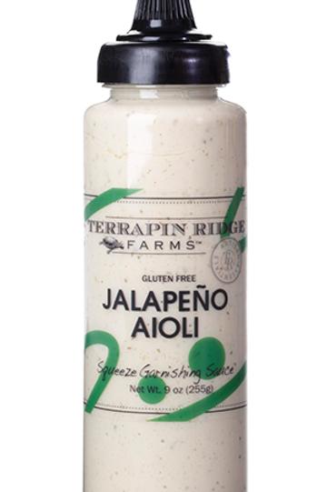 Jalapeno Aioli Squeeze