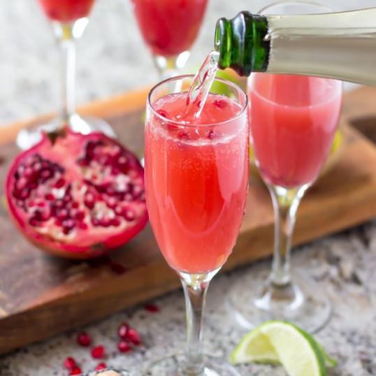 Pomagranate Mimosa