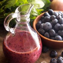 Summer Greens w/Blueberry Vinaigrette