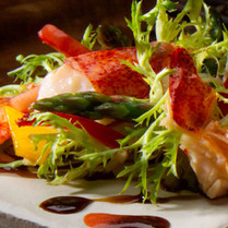 Lobster, Mango and Avocado Salad