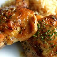 Man Pleasing Chicken